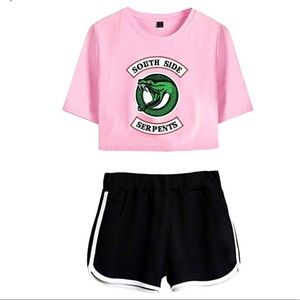 Other - Riverdale, southside serpents outfit!